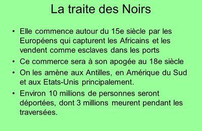 L'esclavage qui défricha l'Afrique (Partie 2)