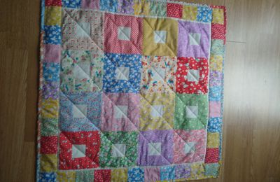 top depart des mini quilts