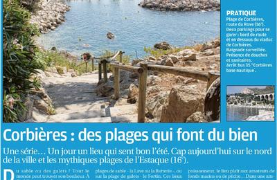 Corbières - Des plages qui font du bien !!