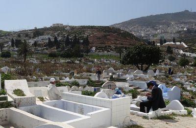 Le cimetière de Tetouan au Maroc (5 photos)