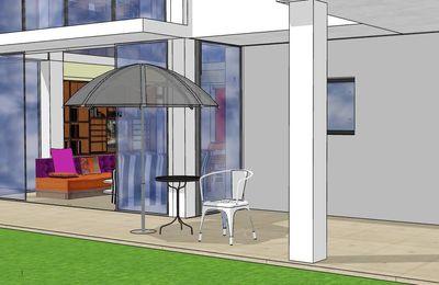 Mon projet de maison écologique : la visite intérieure (en 5 images)