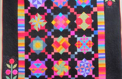 Expo  France patchwork, Lyon, suite