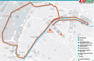 20 km de Paris; octobre 2017