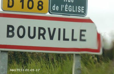 Normandie 2017 : Bourville !
