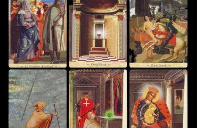 La Quête du Graal : Les Objets Sacrés– Arcanes mineurs –