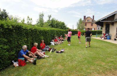 Pentecôte dans les Vosges