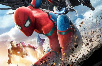 SPIDER-MAN, HOMECOMING, une toile réussie.
