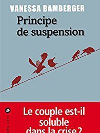 Principe de suspension de Vanessa Bamberger