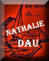 Avril 2017 Suite et fin du mois de Nathalie DAU chez Book En Stock