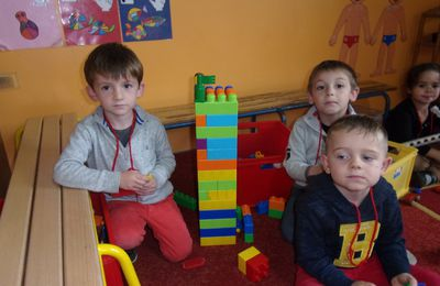 Constructions  en Moyenne section