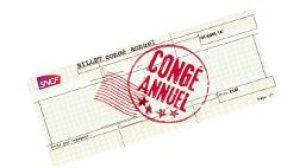 Quelles sont les conditions pour bénéficier du billet de congé annuel ?