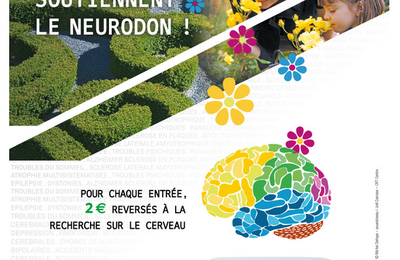 Week end des jardins Neurodon 2017