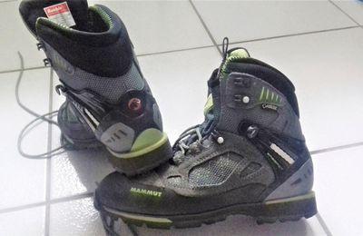 Chaussures cherchent pieds