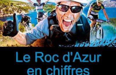 LE ROC EST D'AZUR.