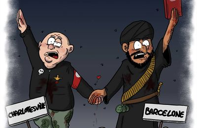 Facho Djahidistes même combat!