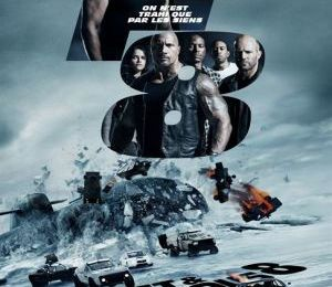 Fast and Furious 8 toujours en trombe !