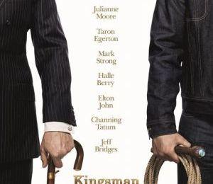 Kingsman 2  logiquement vainqueur France