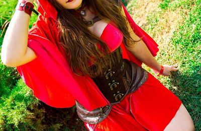 Parle-moi Cosplay #213,5 : Angia V-SteaMental