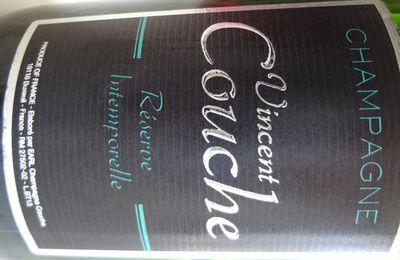 Champagne - Réserve Intemporelle - Brut nature - Vincent Couche
