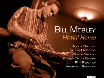 "Bill MOBLEY : ""Hittin' Home"" (Space Time Records / Socadisc)"