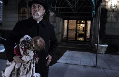 Annabelle 2 et Pilgrimage interdits d'exploitation au Liban pour protéger la foi chrétienne