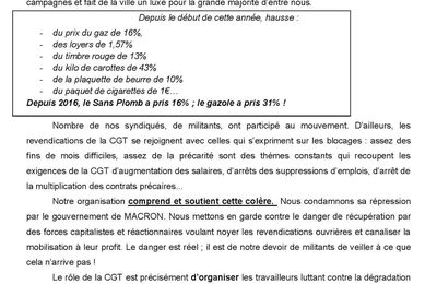 Ccnt 66 Grilles Salariales Cgt Pep80