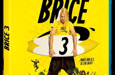 BRICE 3 - NOUVEAUX CONTENUS POUR LA SORTIE EN DVD / BLU-RAY ET VOD !