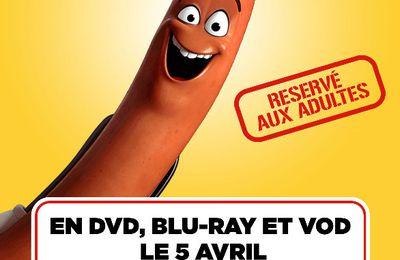 SAUSAGE PARTY disponible en DVD, BLU-RAY et VOD le 5 avril 2017 chez Sony Pictures Home Entertainment