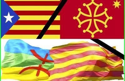 Barcelone / Catalogne / Occitanie / Tamazgha tous solidaires contre l'intégrisme islamiste