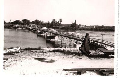 La construction d'une passerelle pour piétons et cyclistes entre La Chaussée Saint-Victor et Vineuil, sur la Loire, est tout a fait possible.