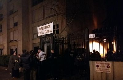 Paris : la famille de l'homme abattu par un policier se défend de toute agression