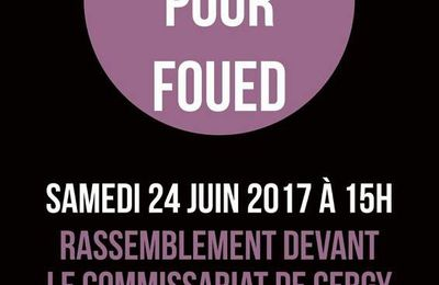 JUSTICE POUR FOUED !