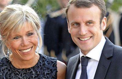 Brigitte Macron n'héritera pas d'un statut mais d'un rôle public