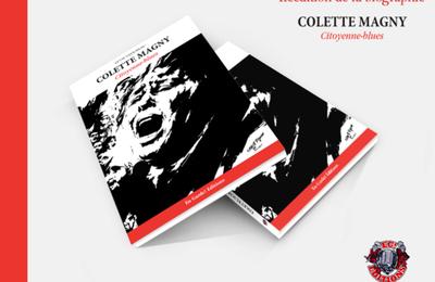"""Le 7 octobre, sorti du livre """"Colette Magny, Citoyenne Blues"""""""