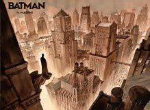 Batman en bande dessinée