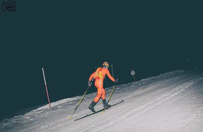 Winter Vertical race de Limone Italie