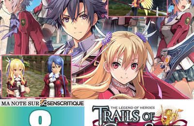THE LEGEND OF HEROES: Trails of Cold Steel [Test express]