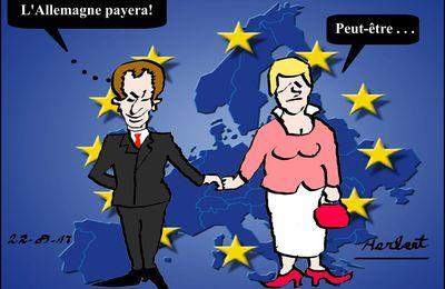 L'Europe de Macron vue d'Allemagne