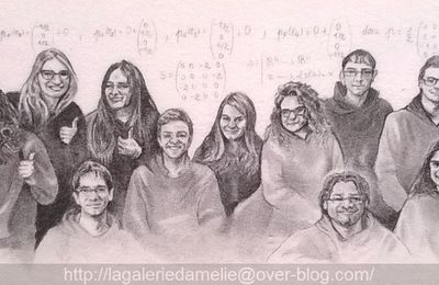 Un tout petit dessin inclassable dans les pages du blog!