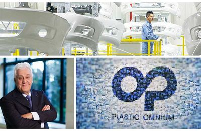 Plastic Omnium: annulation de 1,5 million d'actions.