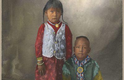 Canada /Etats-Unis : Les Assiniboines