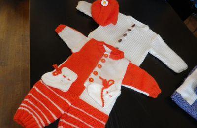 les tricots de la dame de Marsannay