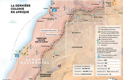 Sahara Occidental - Emission radio ce dimanche 23 juillet à 18h et mobilisation toulousaine