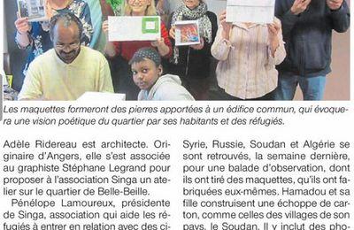 Les migrants dans la presse locale