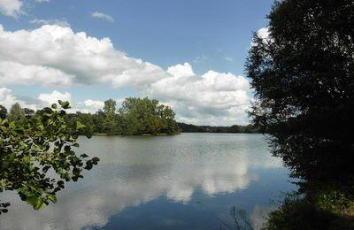 Août en Bretagne : motte féodale