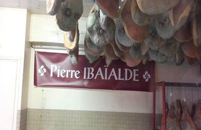 VISITE D'UN SALOIR à BAYONNE
