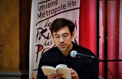 Ville en Poésie, Amiens Métropole fête Le Printemps des Poètes