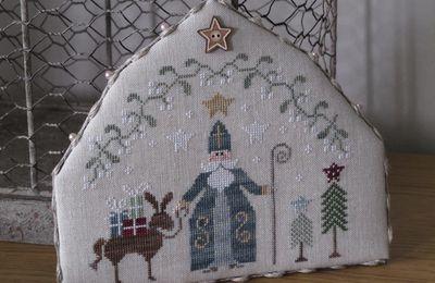 """ Petites croix de Noel """
