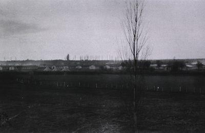 La Suze : un cliché de l'hôpital militaire américain (Première Guerre Mondiale)