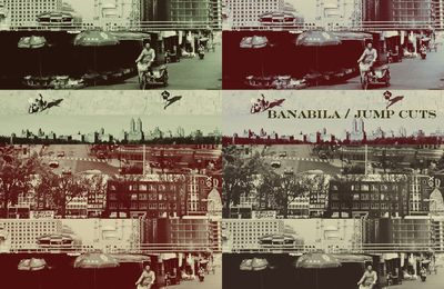 Michel Banabila - Jump Cuts